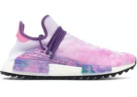 on sale 50453 34931 adidas Human Race NMD Pharrell Holi Festival (Pink Glow)