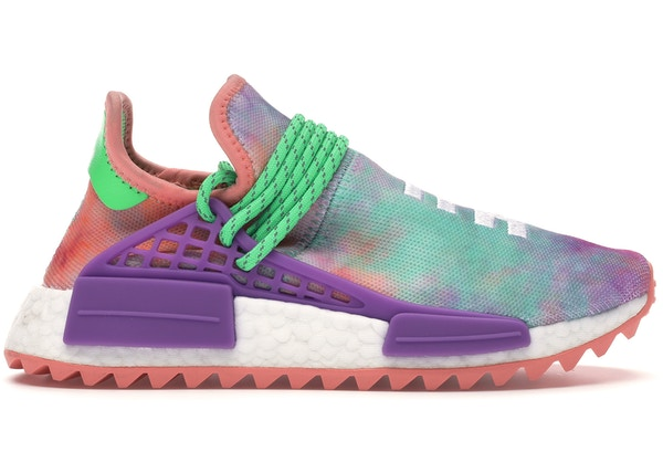 buy online 56e35 100bb adidas Human Race NMD Pharrell Holi Festival (Chalk Coral ...
