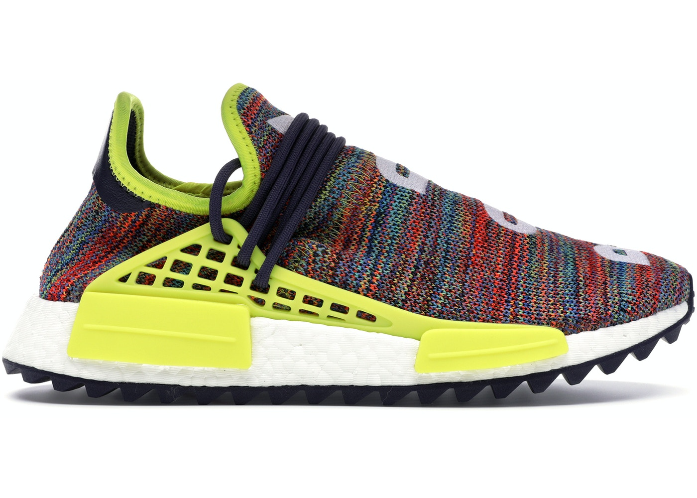 cheap for discount a32d9 e0256 adidas Human Race NMD Pharrell Multi-Color