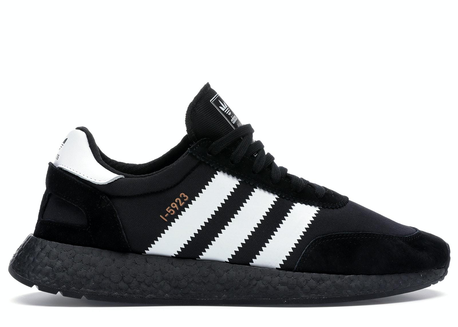 adidas I-5923 Black Boost