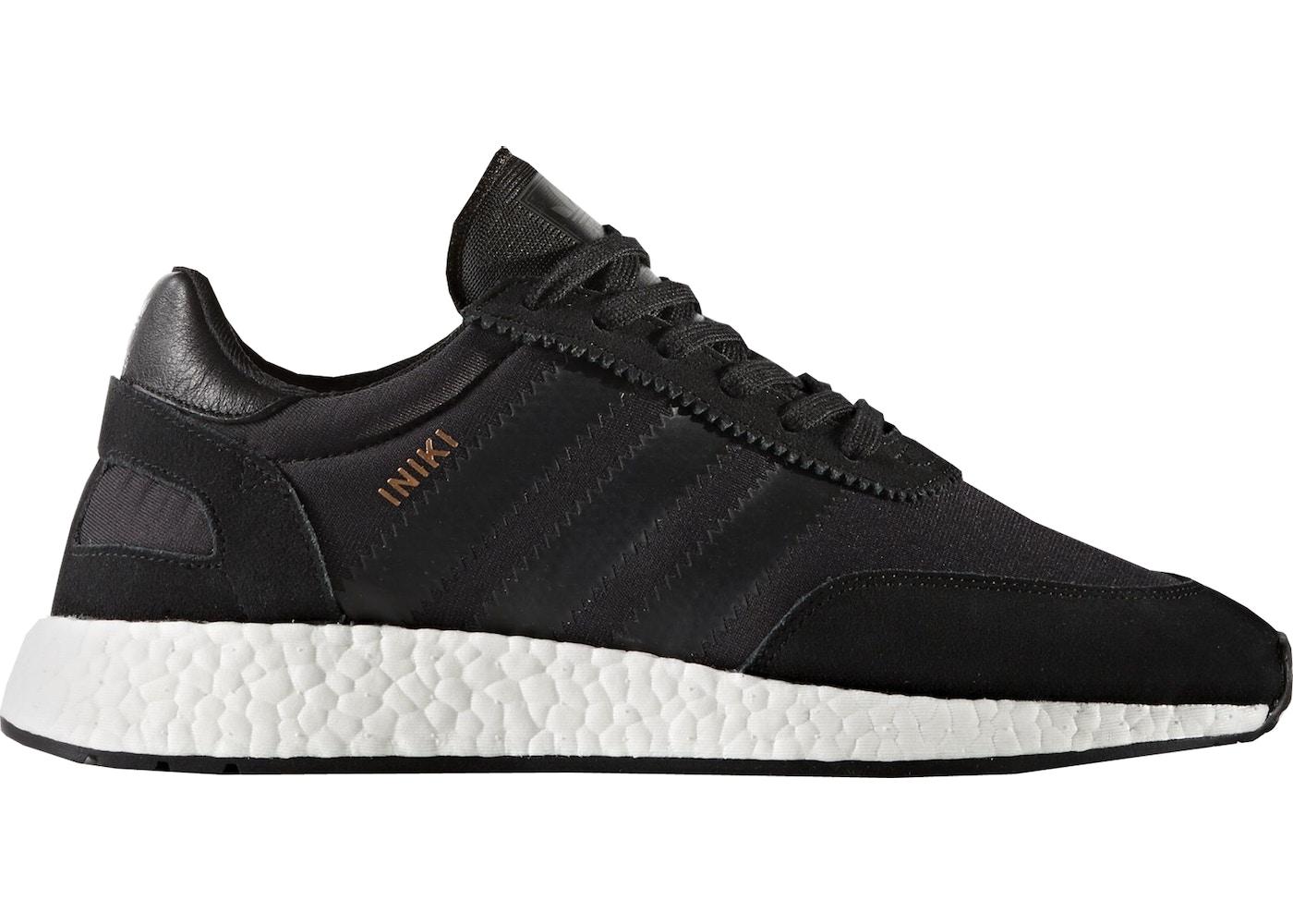 INIKI RUNNER Sneaker low core blackwhite