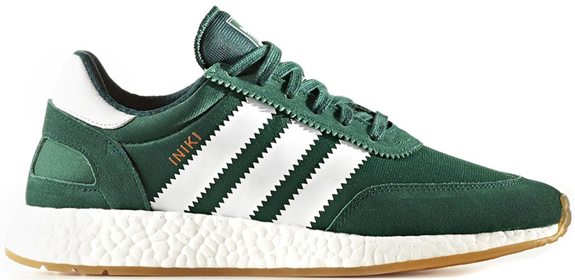 adidas Iniki Runner Green White Gum