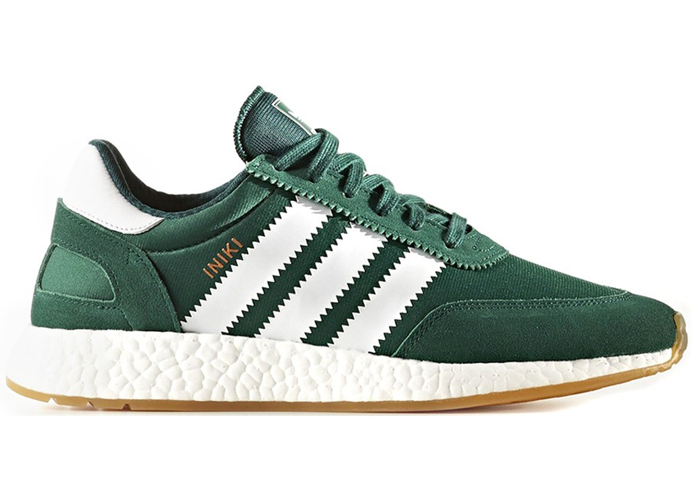 Sell. or Ask. Size  8.5. View All Bids. adidas Iniki Runner Green White Gum caac87509