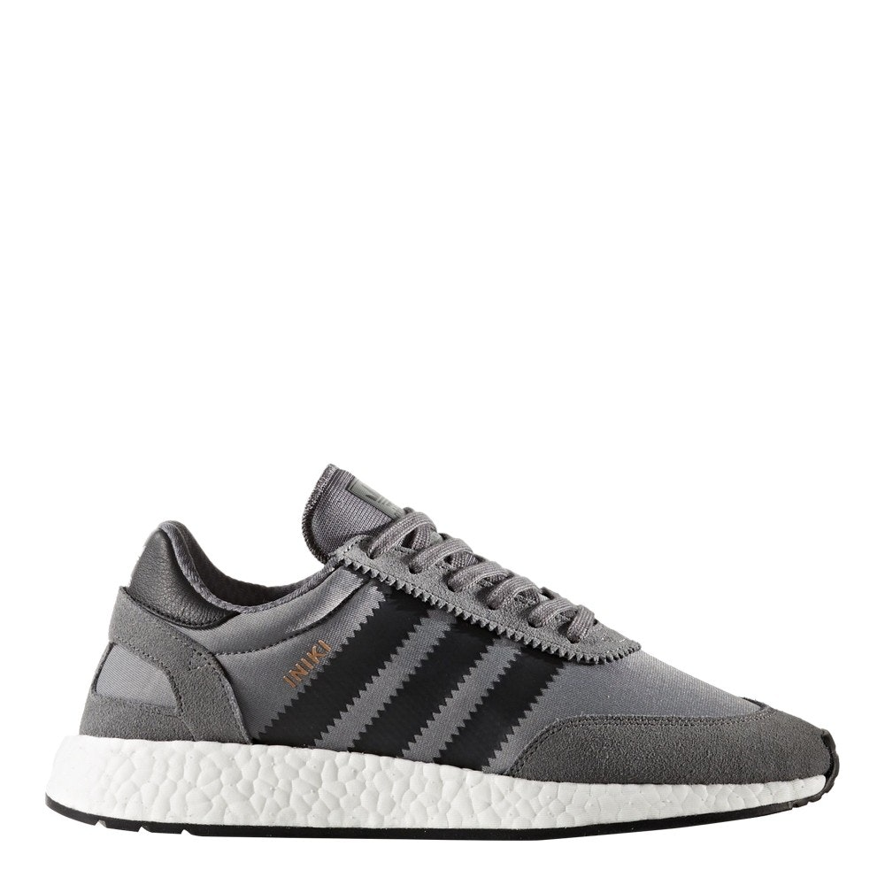adidas Iniki Runner Grey Four Core Black