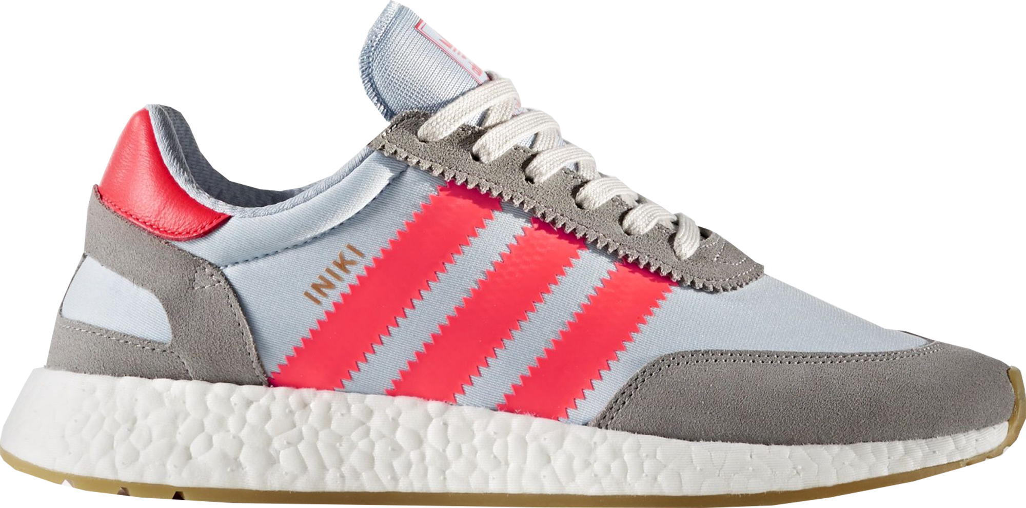 adidas Iniki Runner Grey Turbo Gum