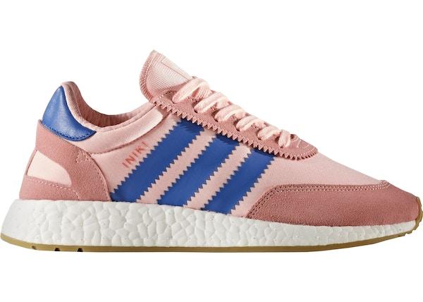 best cheap ec189 dee39 adidas Iniki Runner Haze Coral Blue (W)