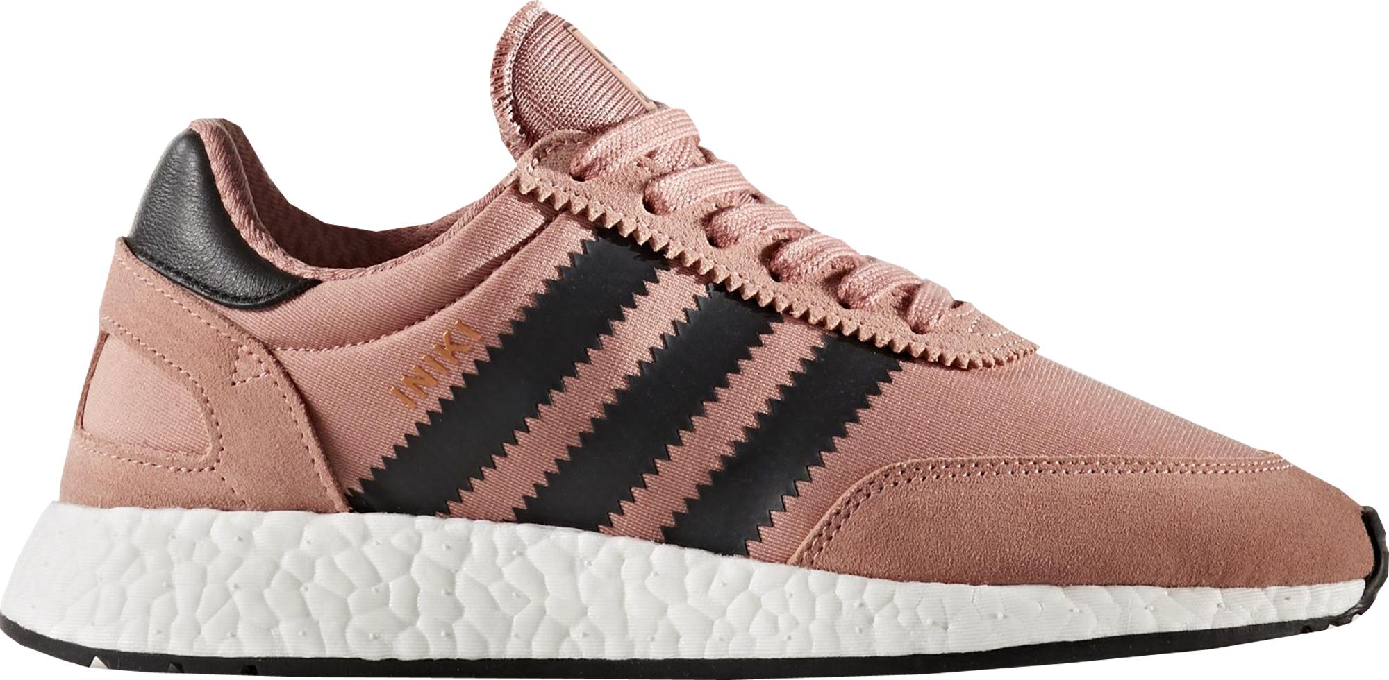 Adidas Iniki Runner RAW Pink Core negro (W)