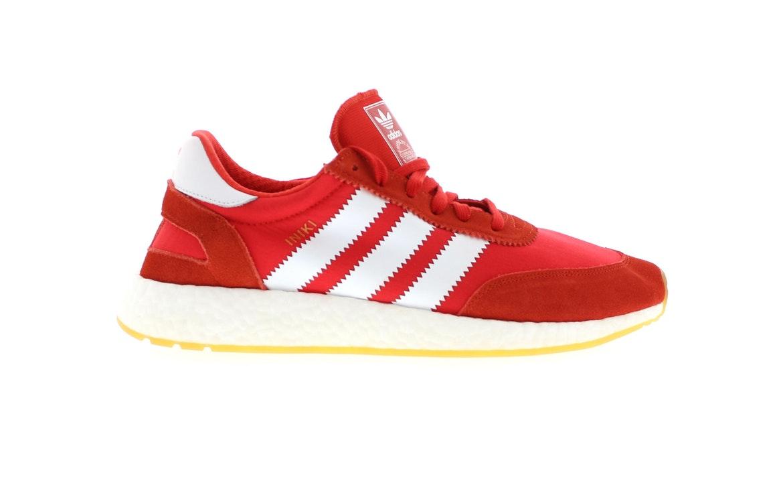 adidas Iniki Runner Red White Gum - BY9728
