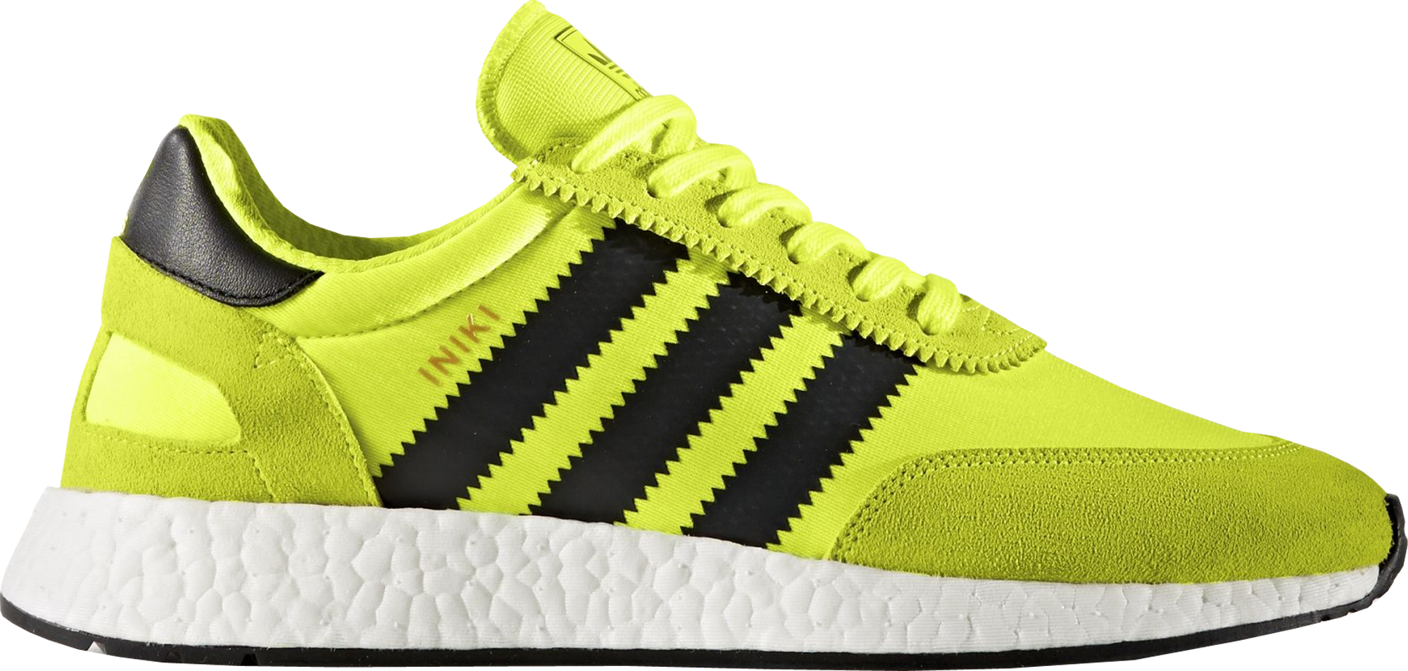 adidas Iniki Runner Solar Yellow