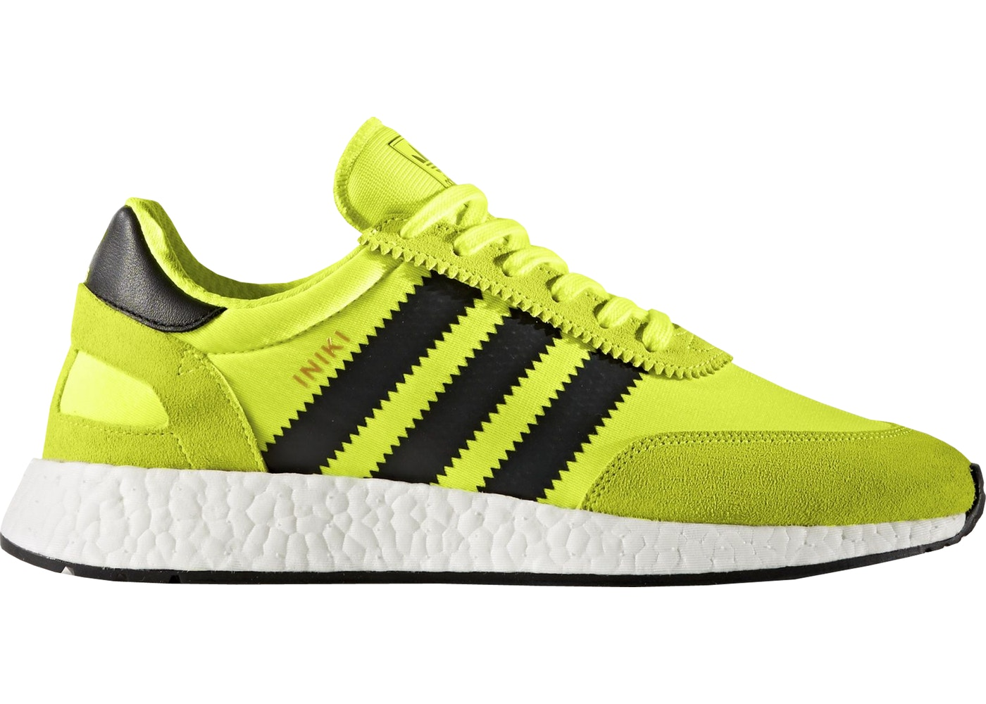 timeless design 5c68c a95a1 Sell. or Ask. Size  9.5. View All Bids. adidas Iniki Runner Solar Yellow