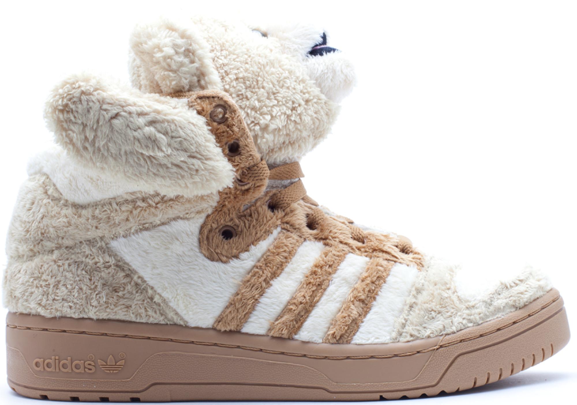 adidas JS Bear Jeremy Scott Teddy Bear