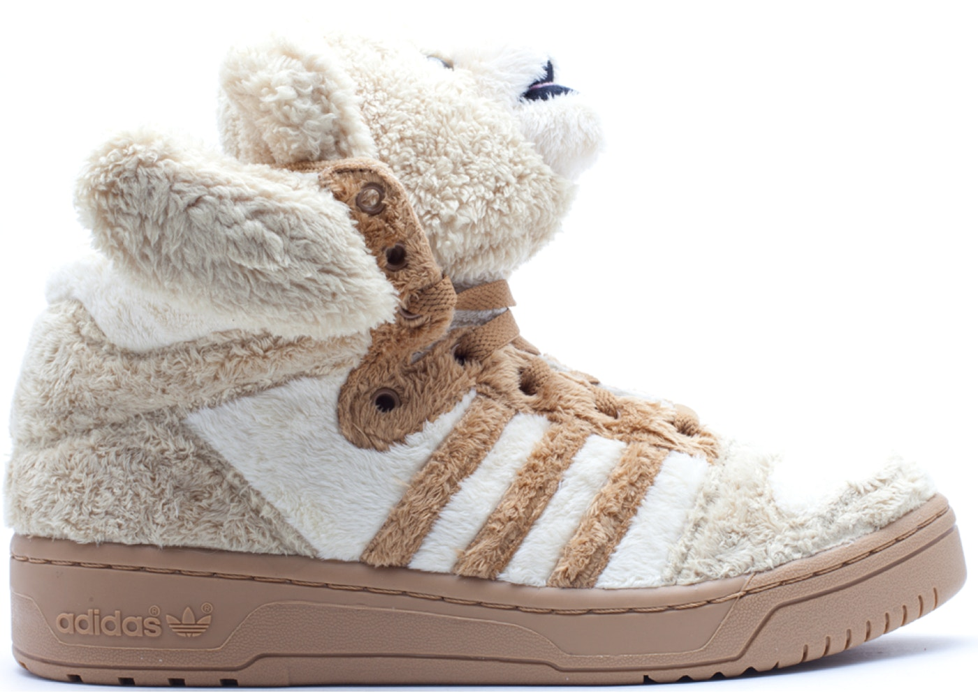 forestille løg lykke jeremy scott adidas teddy Leonardoda slette dyd
