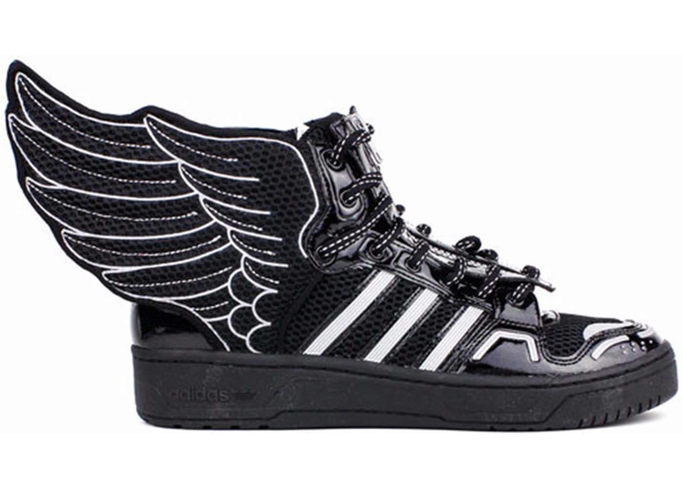 hot sale online f61d7 feb1a Sell. or Ask. Size  11.5. View All Bids. adidas JS Wings 2.0 Jeremy Scott  Mesh Black