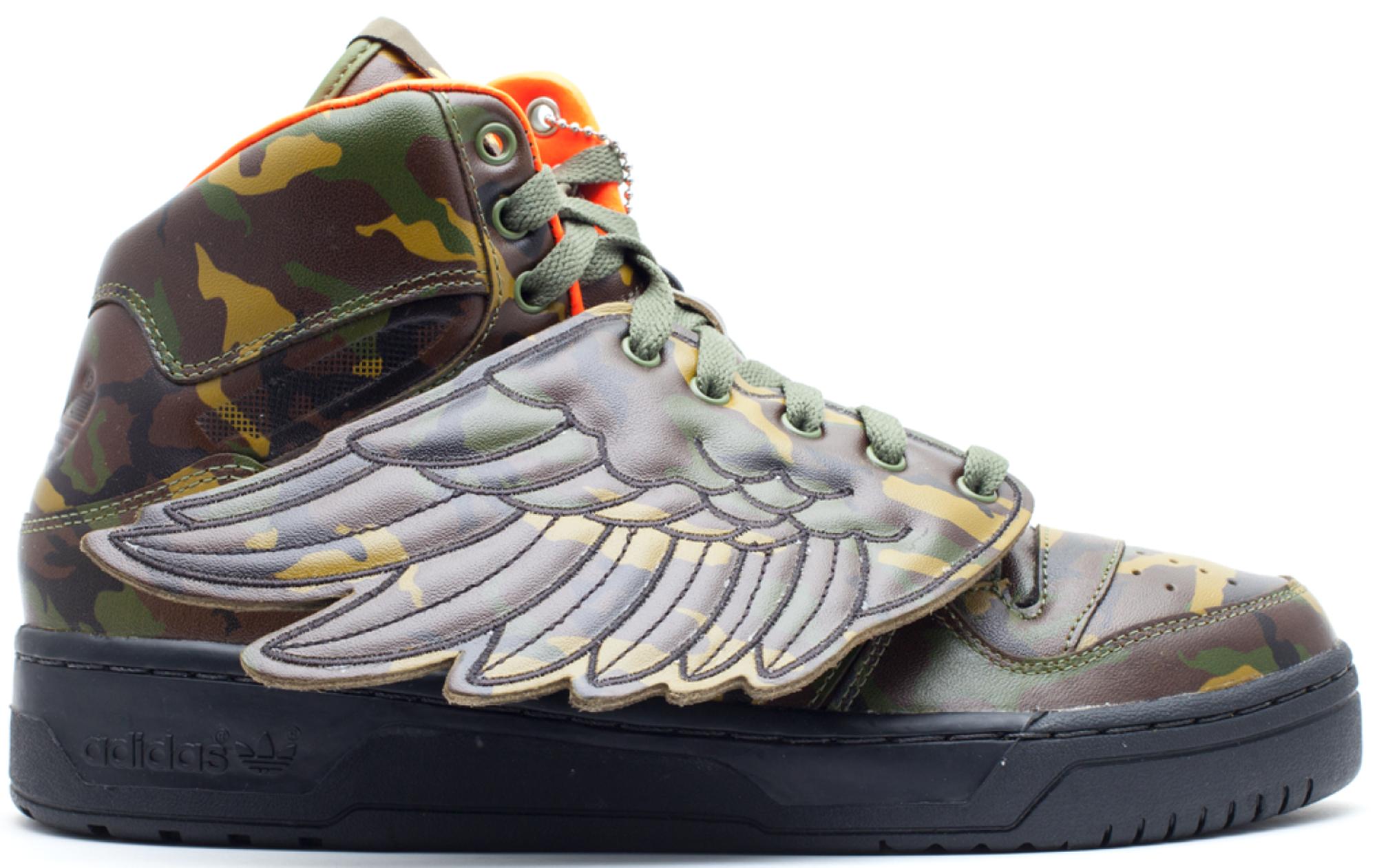 adidas JS Wings Jeremy Scott Camo
