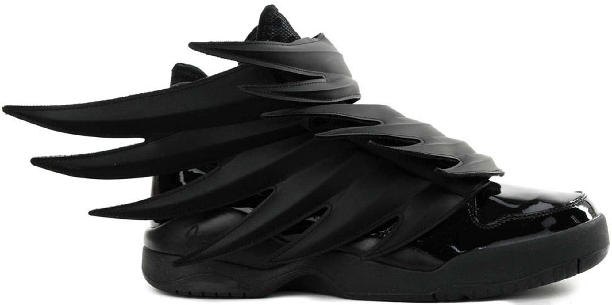 adidas Jeremy Scott Wings 3.0 Dark Knight