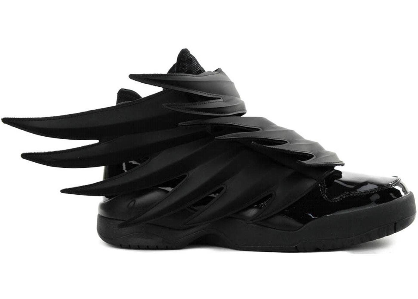 262575fee568 HypeAnalyzer · adidas Jeremy Scott Wings 3.0 Dark Knight