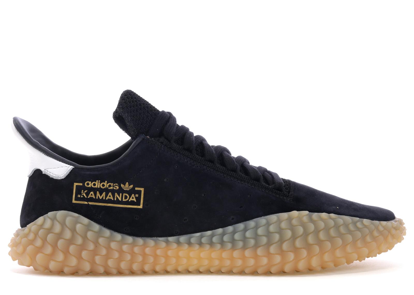 adidas Kamanda Black Gum - CQ2220