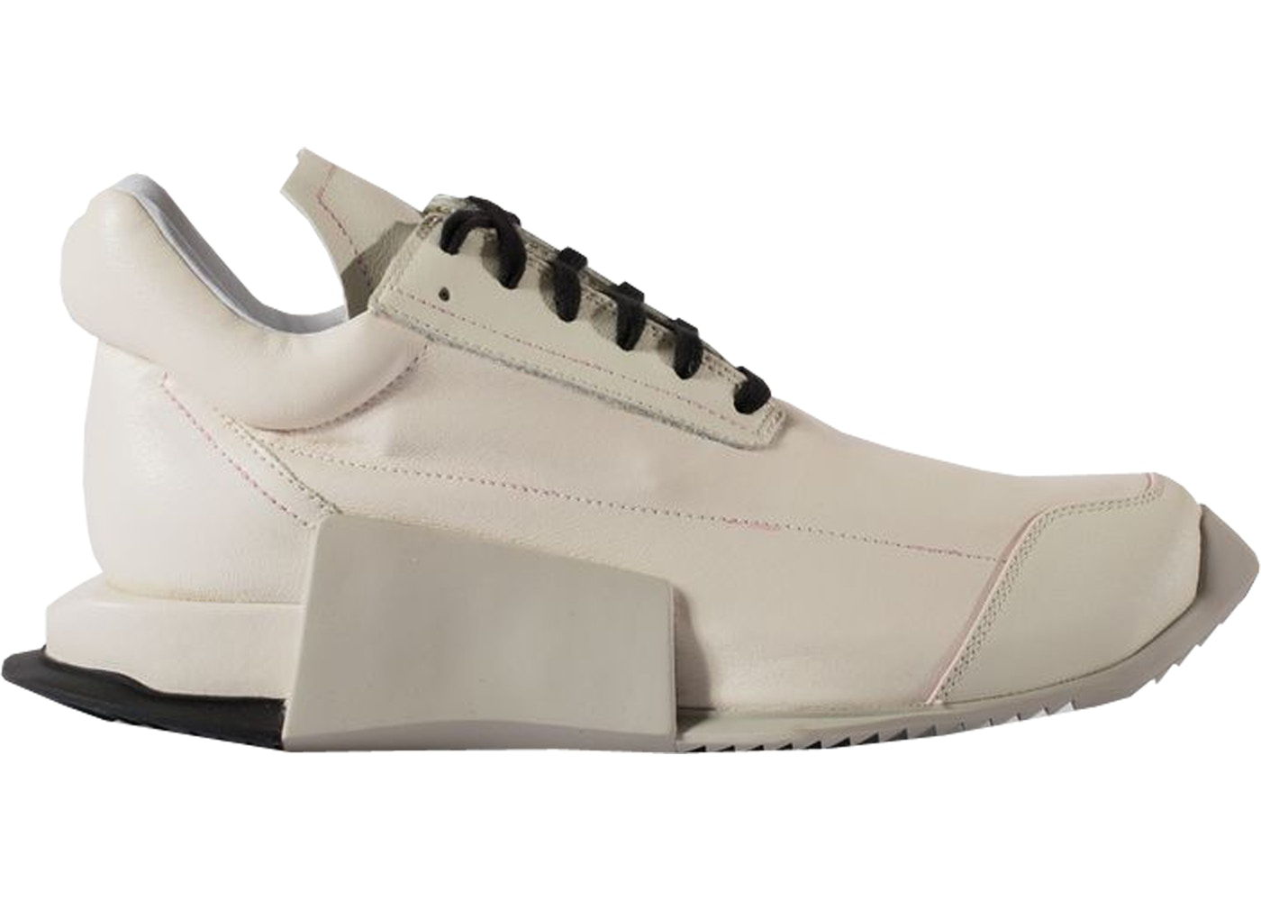 lowest price 914ec 4b723 adidas Level Runner Low Rick Owens Milk - BY2992