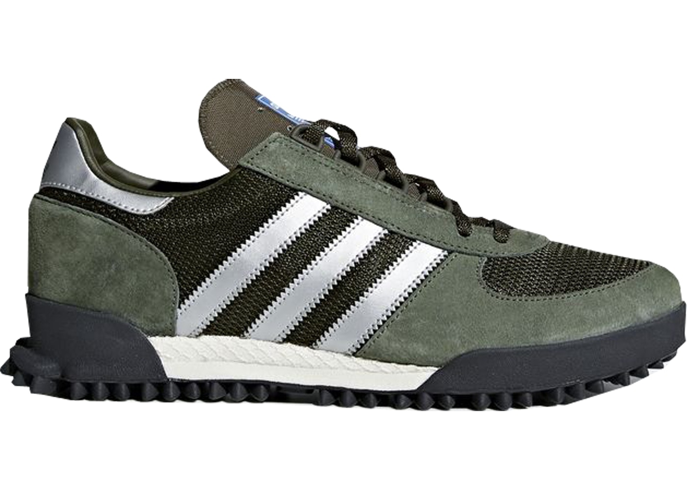 a02cf6444b9d05 Sell. or Ask. Size  7.5. View All Bids. adidas Marathon TR Base Green