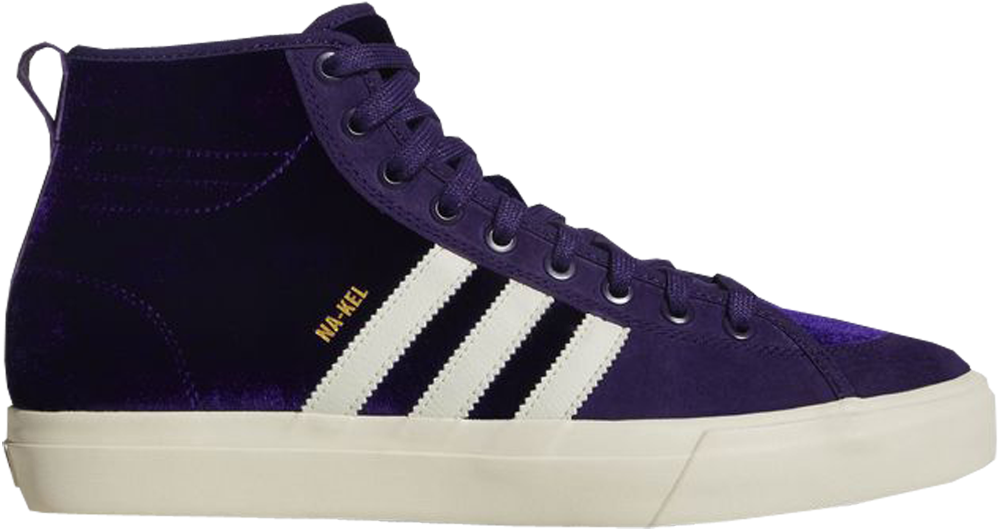 adidas Matchcourt High RX Na-Kel Smith Purple Velvet