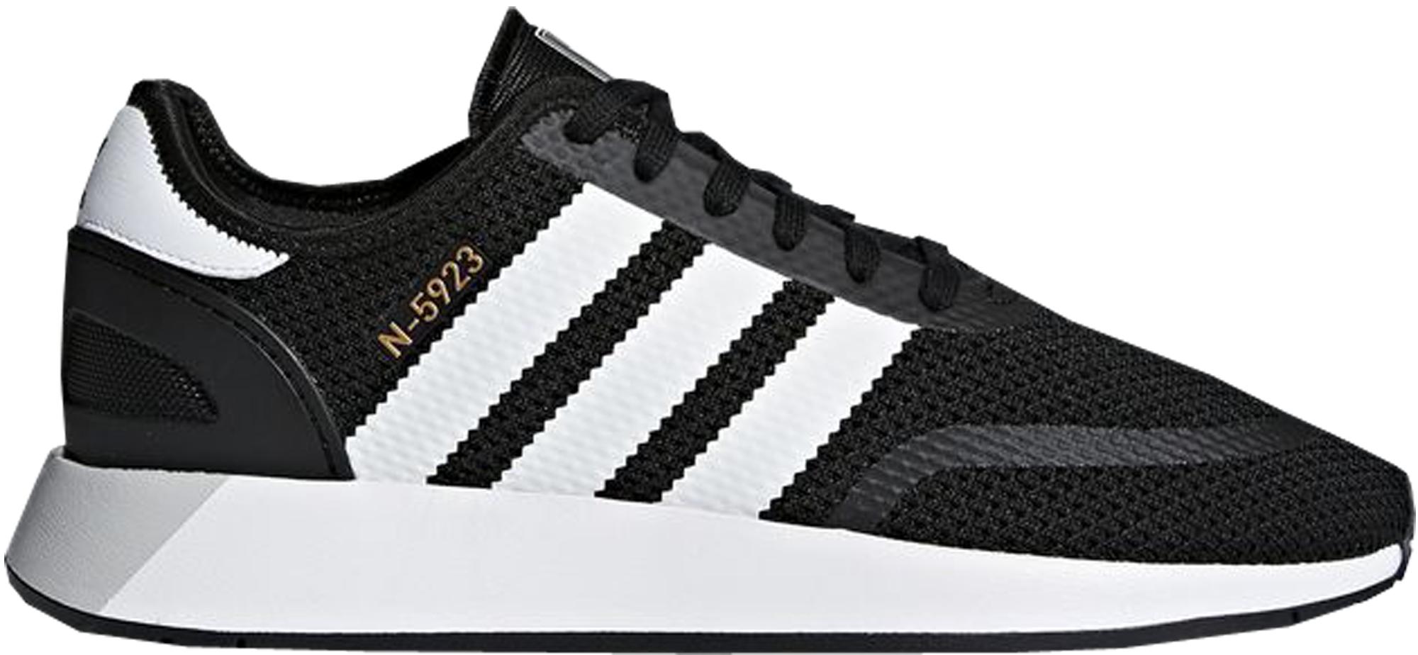 adidas N-5923 Black White