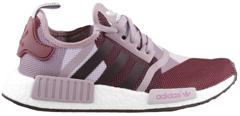 Adidas NMD R1 Blanch púrpura (W) s75721