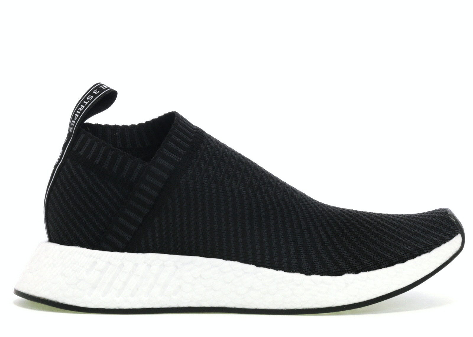 adidas NMD CS2 Core Black Red Solid