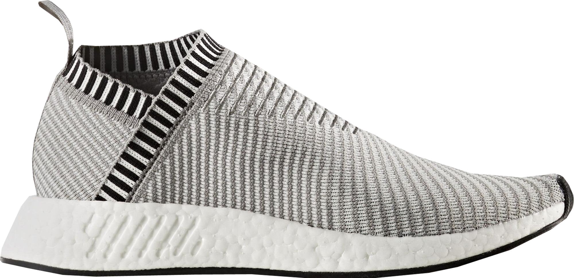 nmd adidas dark grey