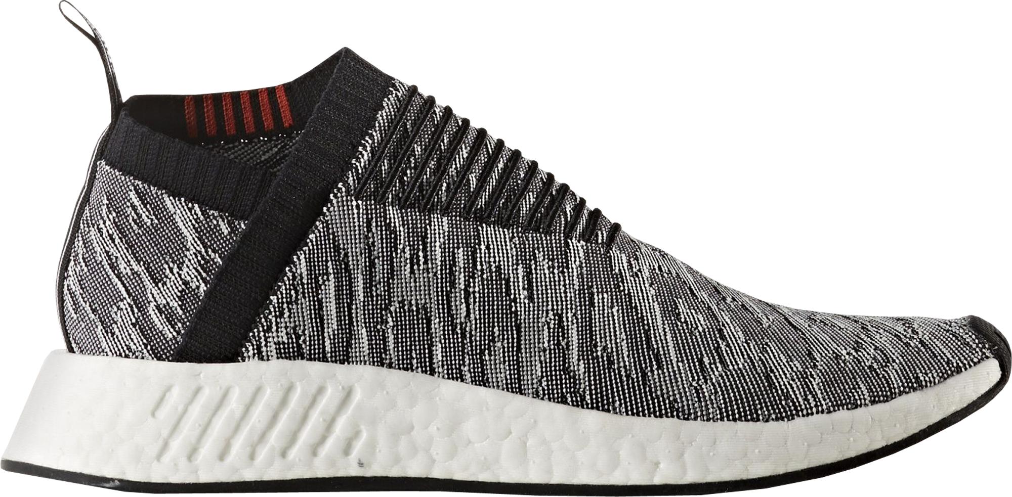 adidas NMD CS2 Glitch Black Red White
