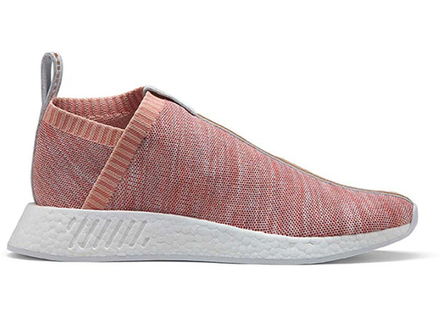 online store d1d6a 4c6a3 adidas NMD CS2 Kith X Naked Pink