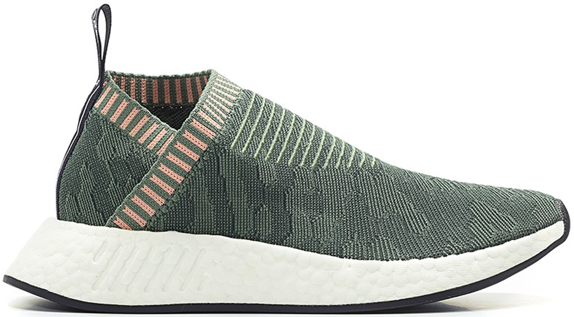 adidas NMD CS2 Trace Green Trace Pink (W)