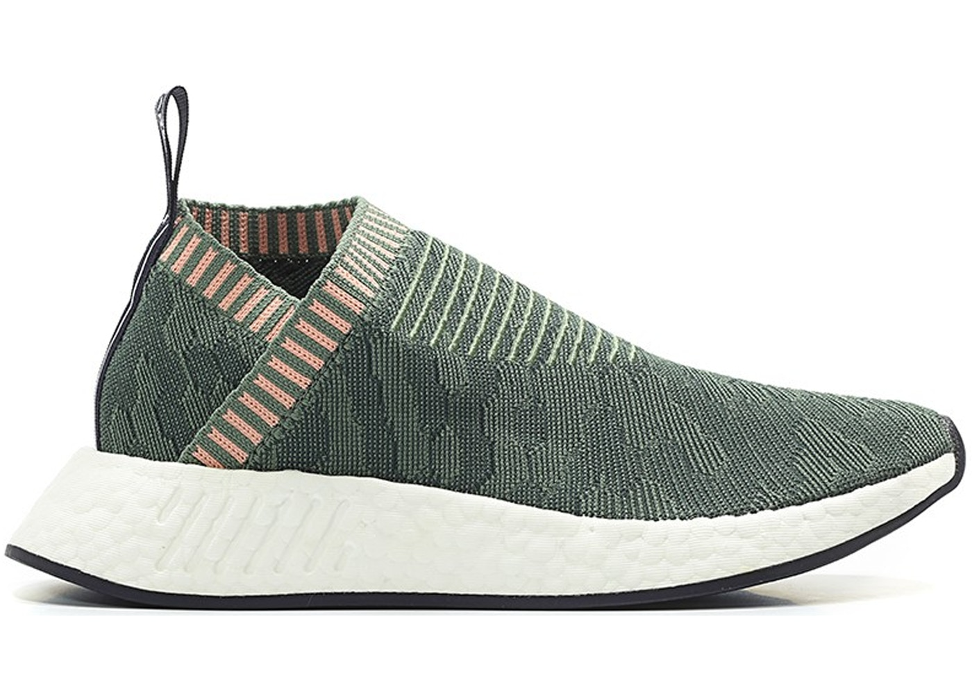 00477e413a29 adidas NMD CS2 Trace Green Trace Pink (W) - BY8781
