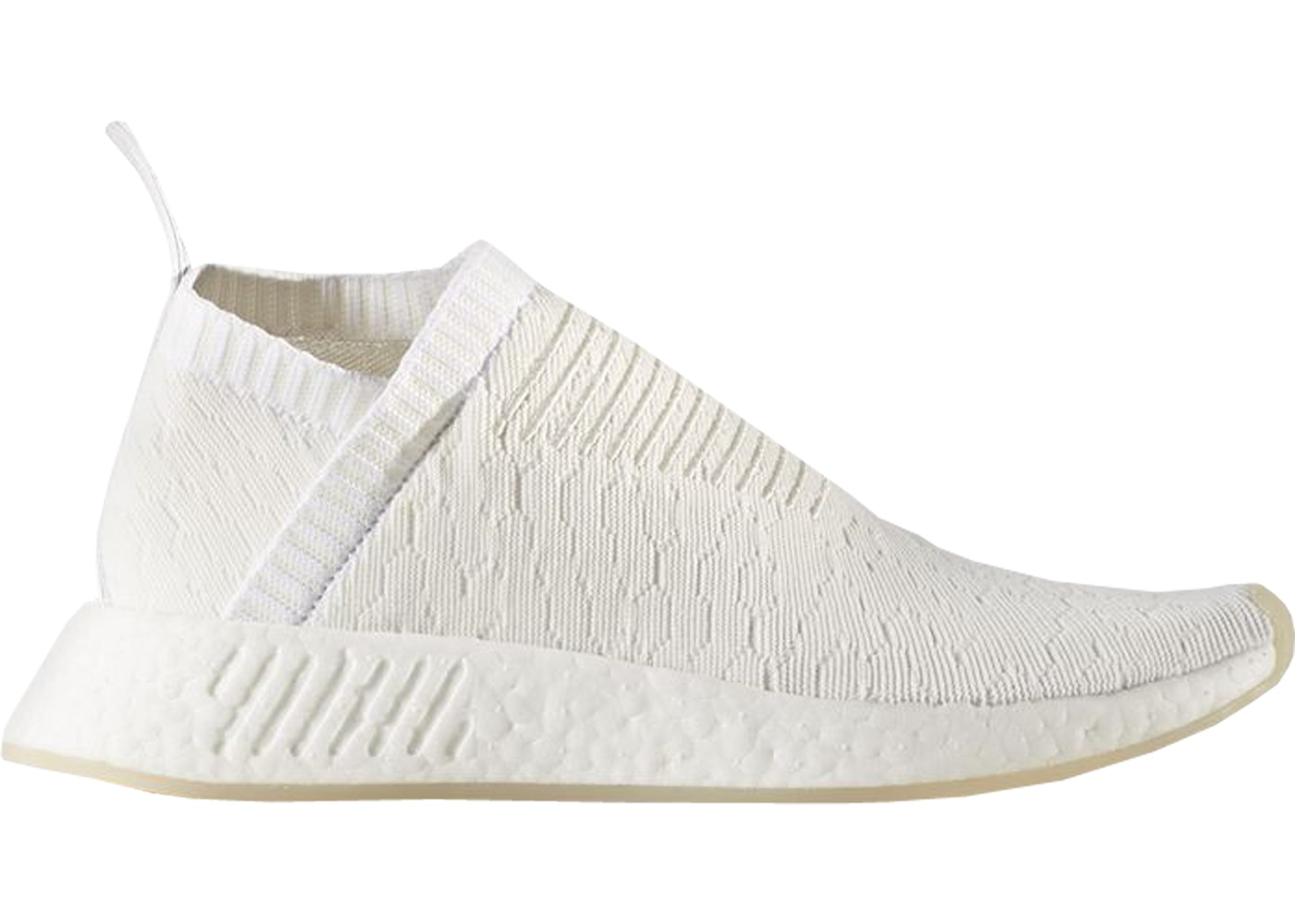 eb5ff9be adidas NMD CS2 Triple White (W) - BY3018