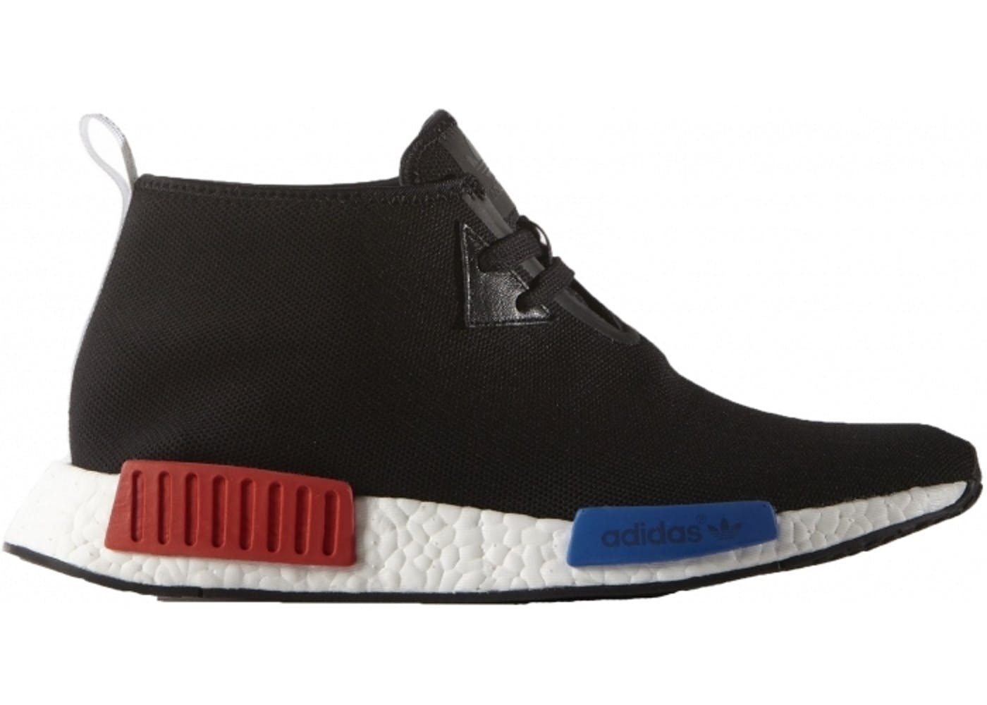 Adidas x Porter Japan NMD C1 Chukka Black Blue US shoe size 7
