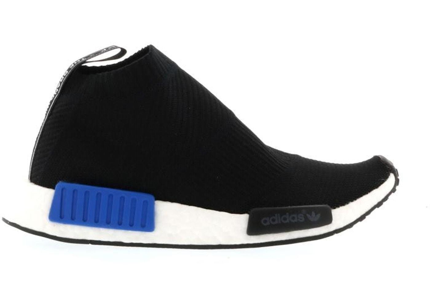 veredicto polilla Haiku  adidas NMD City Sock Core Black Lush Blue - S79152