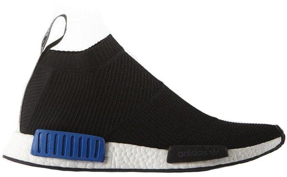 adidas NMD City Sock Core Black Lush Blue