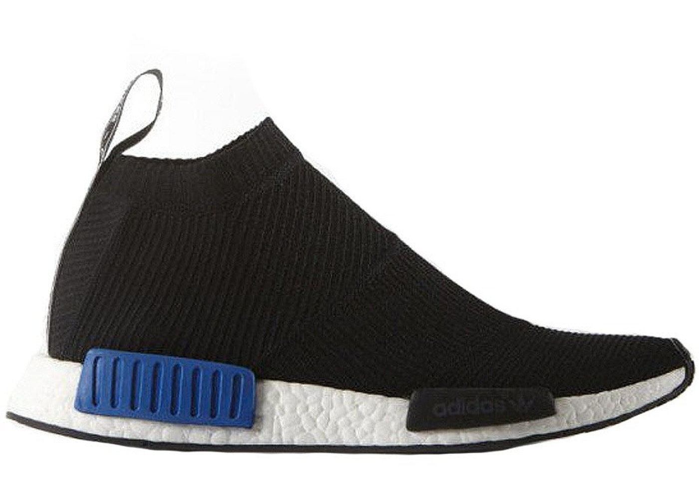 finest selection 05d64 8e70a adidas NMD City Sock Core Black Lush Blue