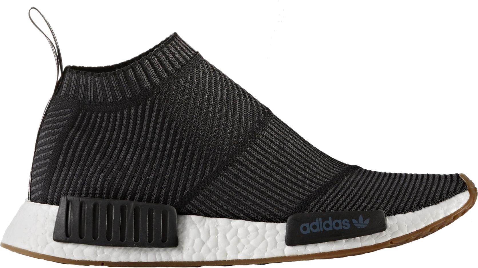 adidas NMD City Sock Gum Pack Black