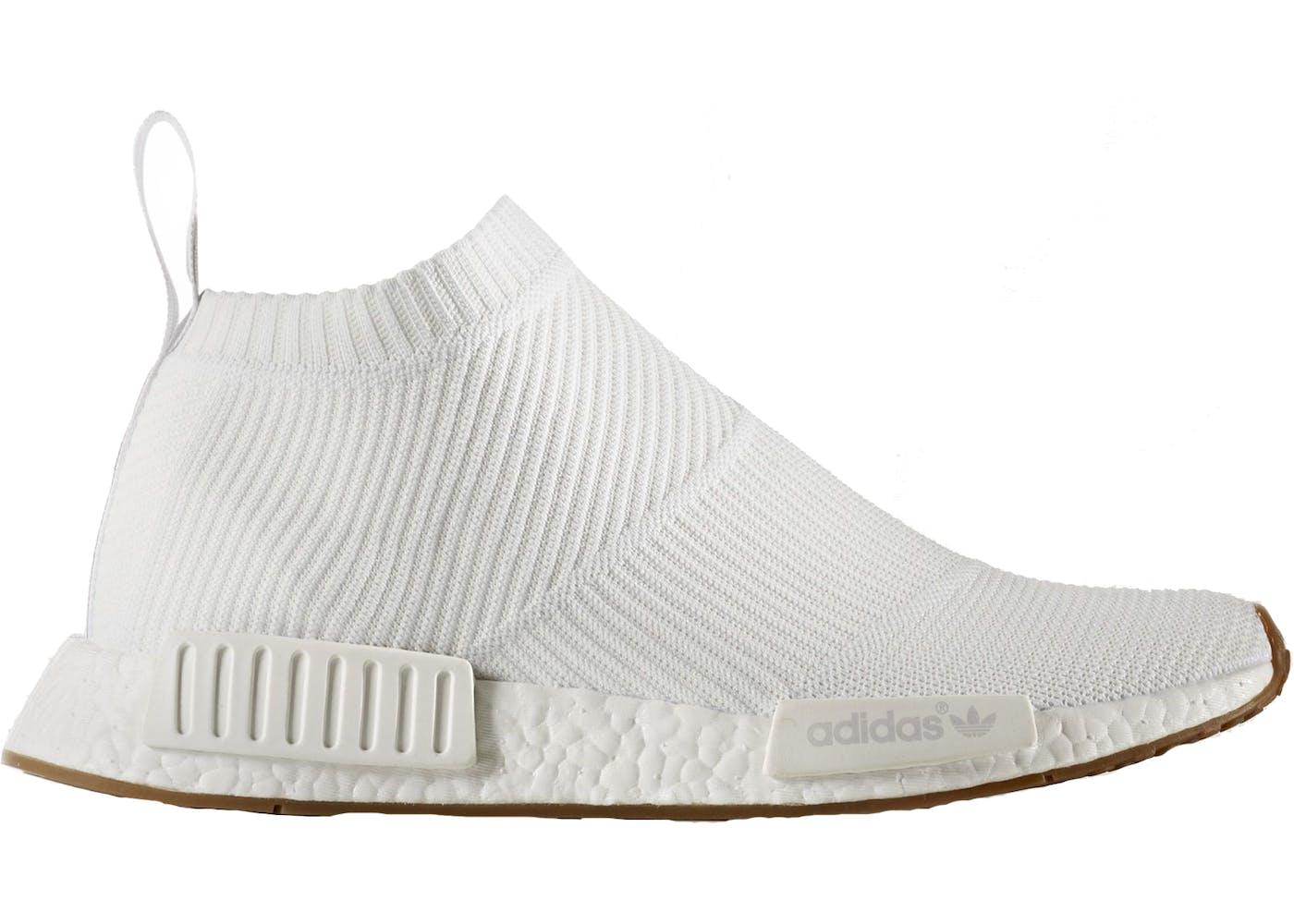 c8e3d0a2774c1 Adidas NMD CS2 Primeknit size 6 men s  8 women s. Grey White Pink