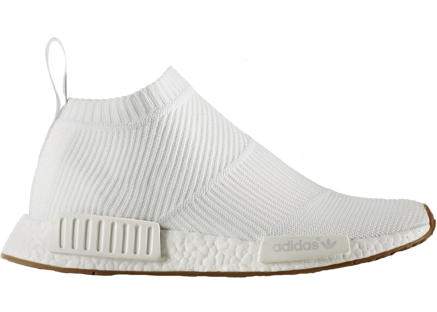 huge discount 00cd2 fceaa adidas NMD City Sock Gum Pack White