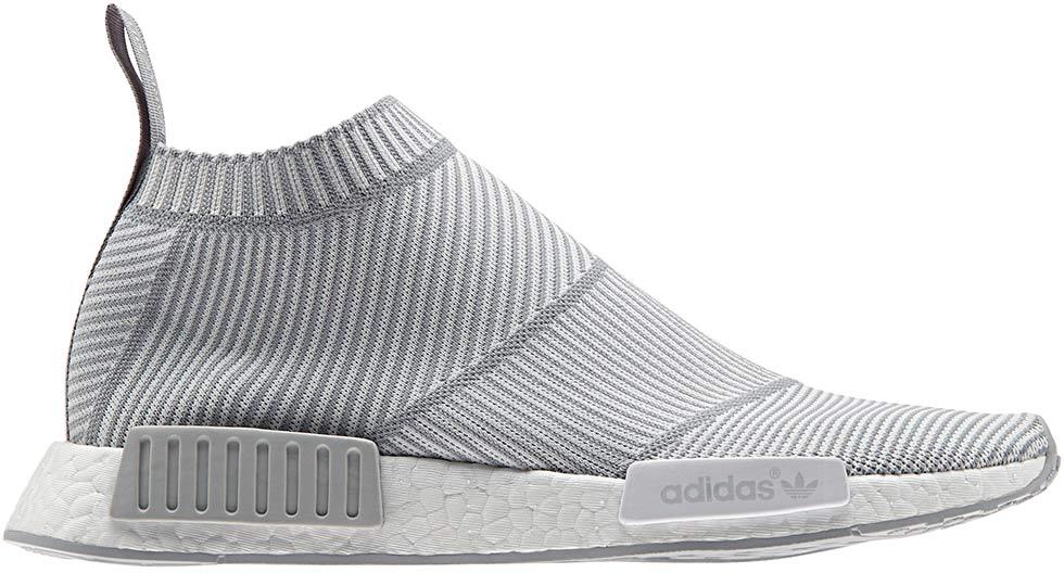 adidas NMD City Sock White Grey