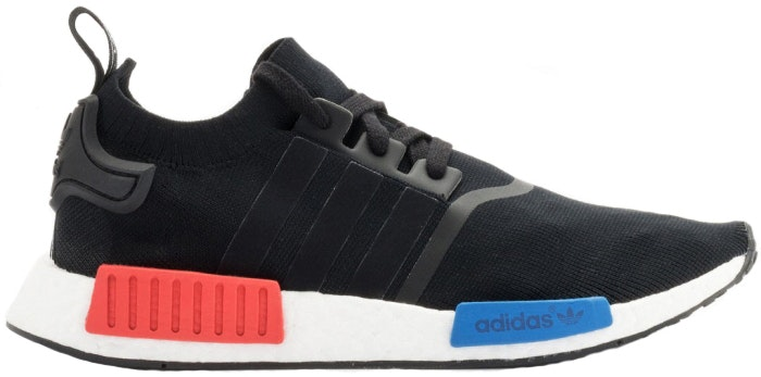 adidas NMD R1 Core Black Lush Red (2015/2017)