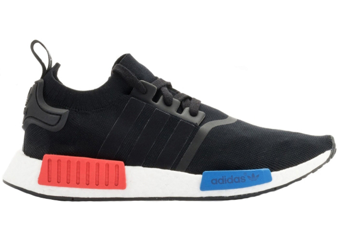 finest selection 08287 80200 adidas NMD R1 Core Black Lush Red (20152017) - S79168