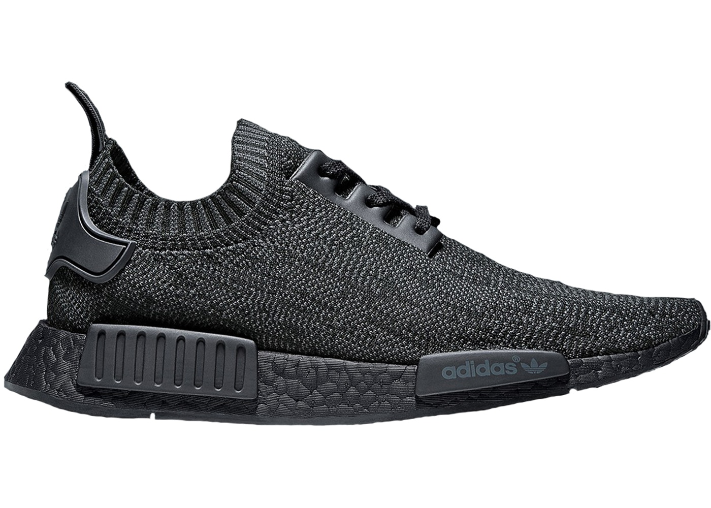 4637efc737b adidas NMD R1 Friends and Family Pitch Black - S80489