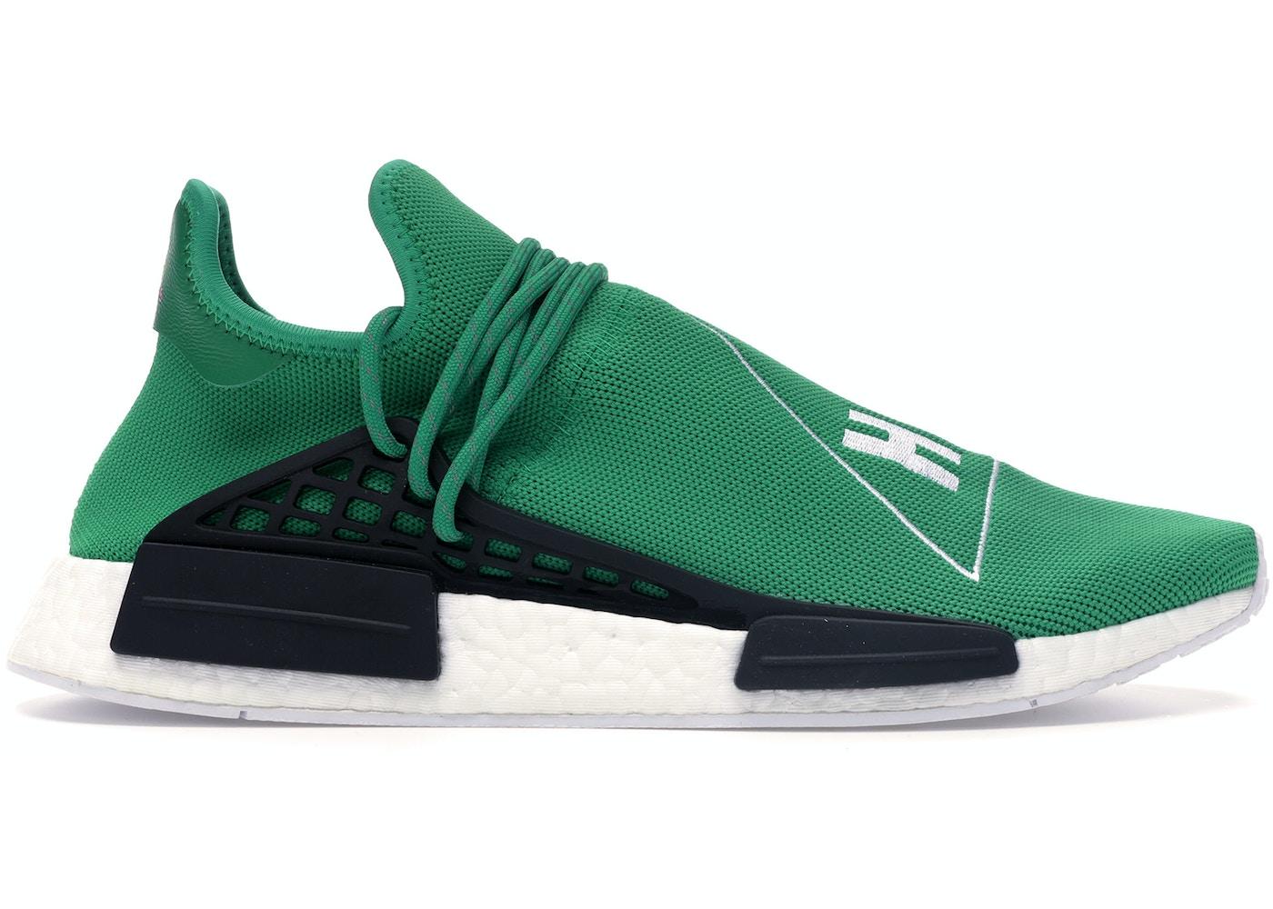 2e1e74dbf108d adidas NMD R1 Pharrell HU Green - BB0620