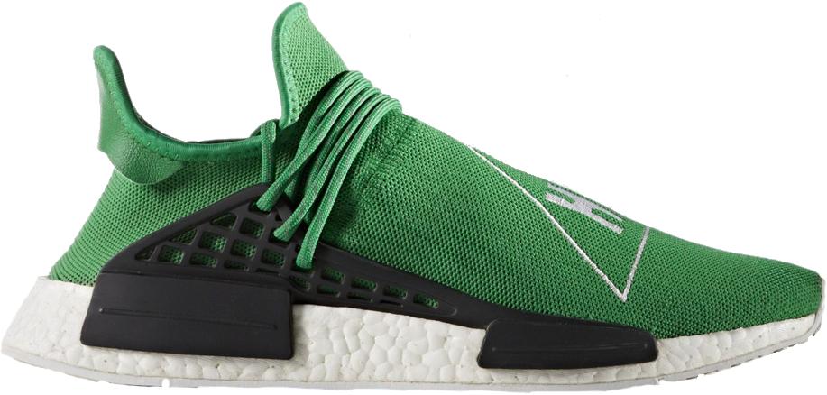 adidas NMD Pharrell HU Green