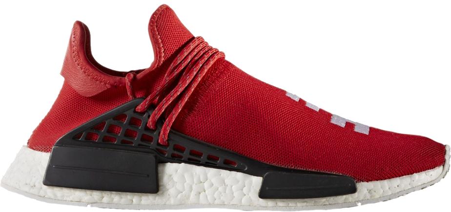 adidas shoes nmd maroon. adidas nmd hu pharrell human race scarlet shoes nmd maroon