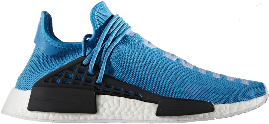 Williams Auto Sales >> adidas NMD HU Pharrell Human Being Sharp Blue
