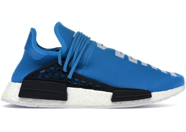 reputable site dd975 70f1c adidas NMD HU Pharrell Human Being Sharp Blue