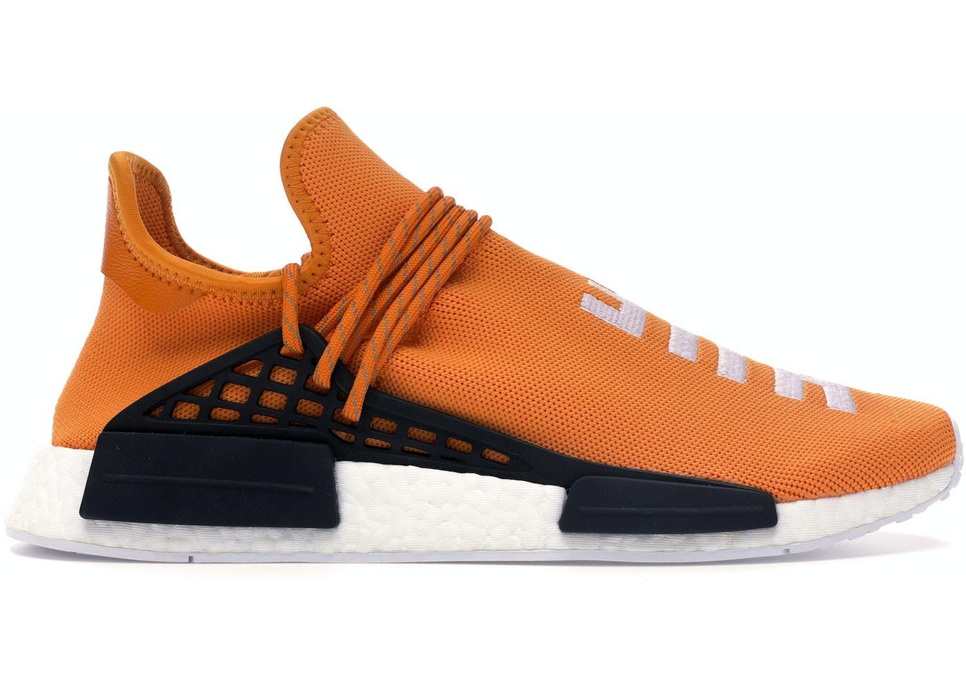 adidas NMD R1 Pharrell HU Hue Man Tangerine - BB3070